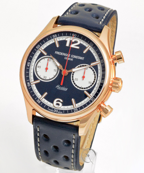 Frederique Constant Vintage Rally Healey Chronograph - 31% gespart*