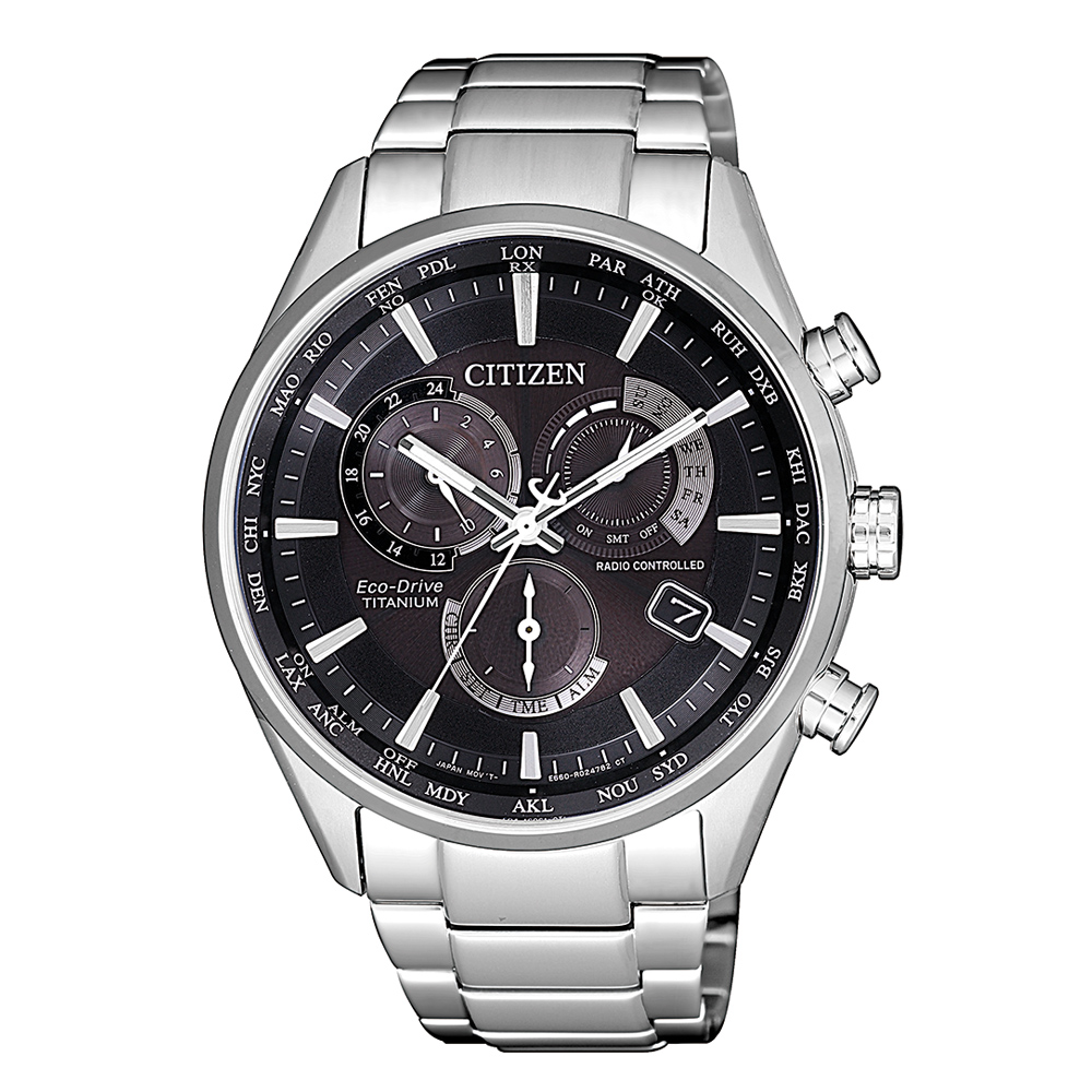 Citizen Eco Drive Radio Controlled