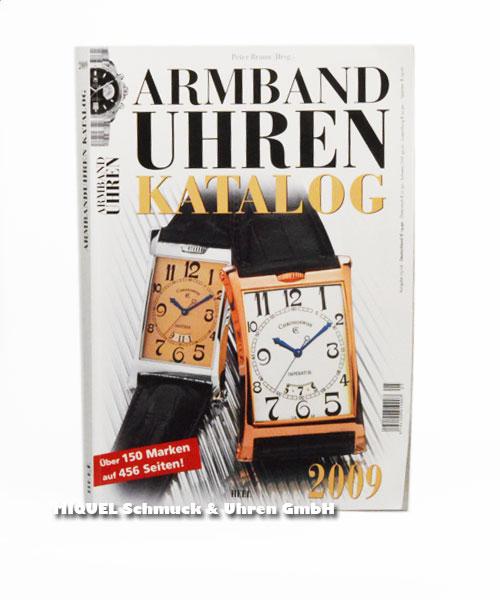 Armband Uhren Katalog 2009