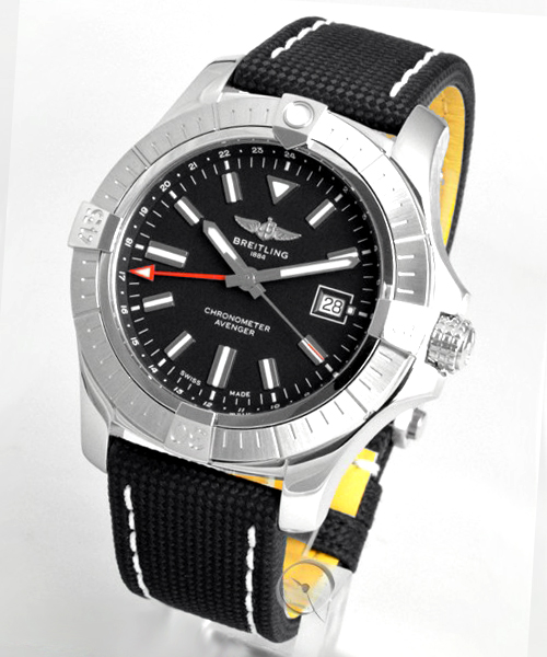 Breitling Avenger Automatic GMT 43 - 21.1% gespart!*