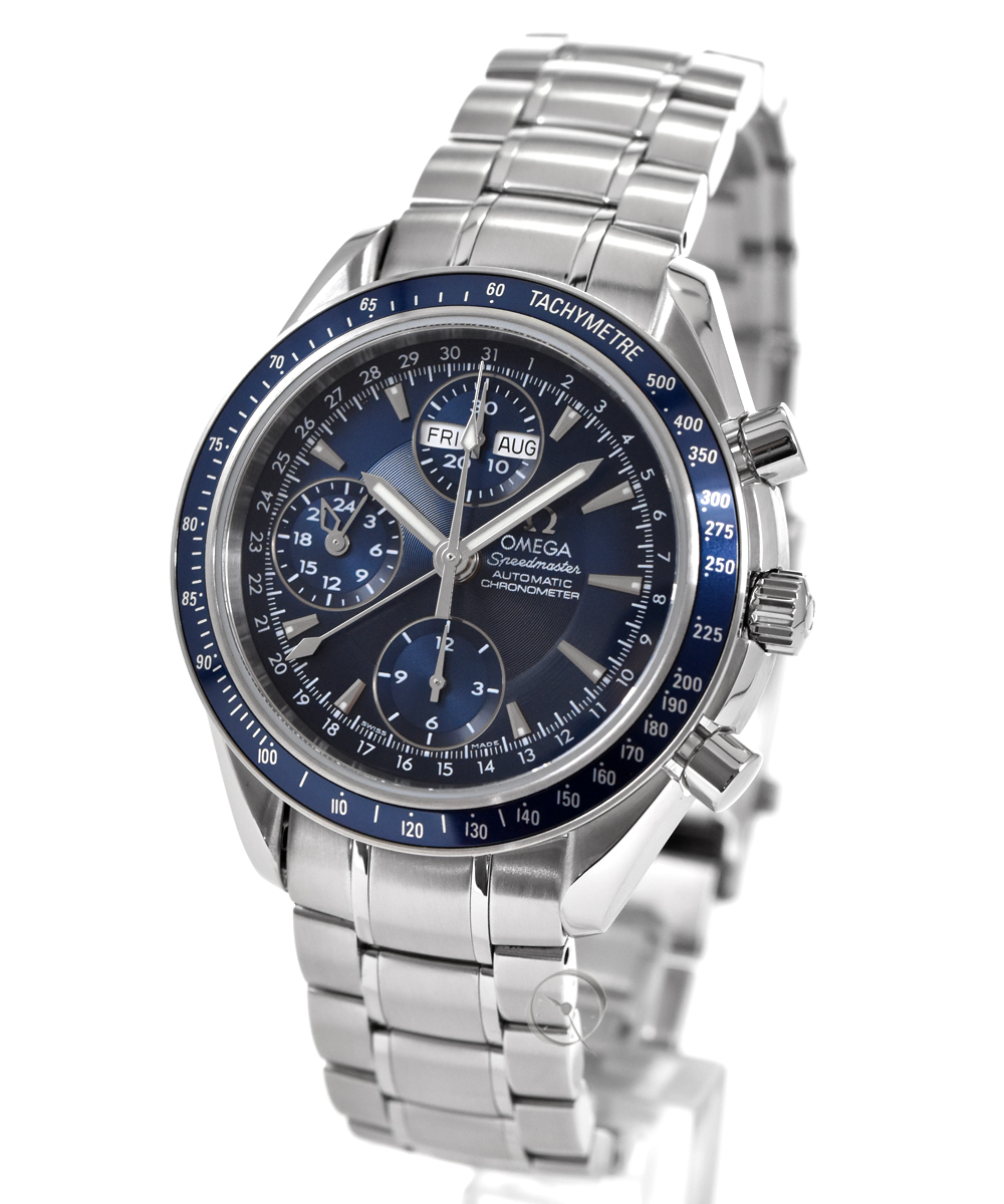 Omega Speedmaster Day-Date Automatik Chronometer Chronograph