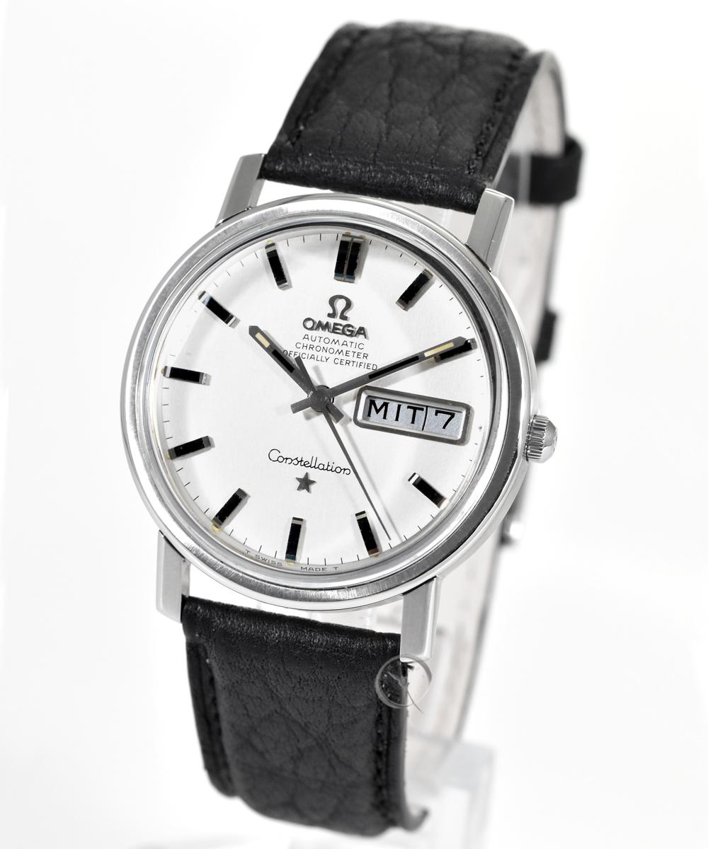 Omega Constellation Day Date Automatik Chronometer
