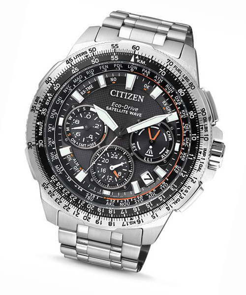Citizen Promaster Satellite Wave