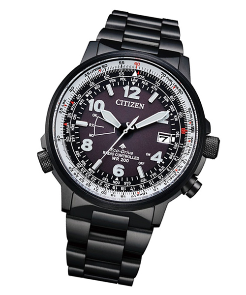 Citizen Elegant Eco Drive Radio Controlled