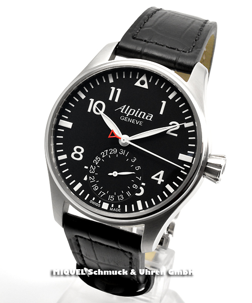 Alpina Startimer Pilot MANUFAKTUR - Limitiert auf 8888 Stück - 41,2% gespart ! *