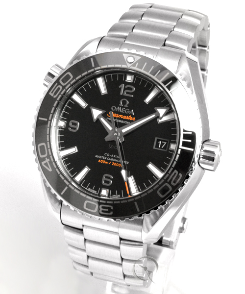 Omega Seamaster Planet Ocean 600M Co-Axial Master Chronometer 43,5 mm -19,8% gespart*