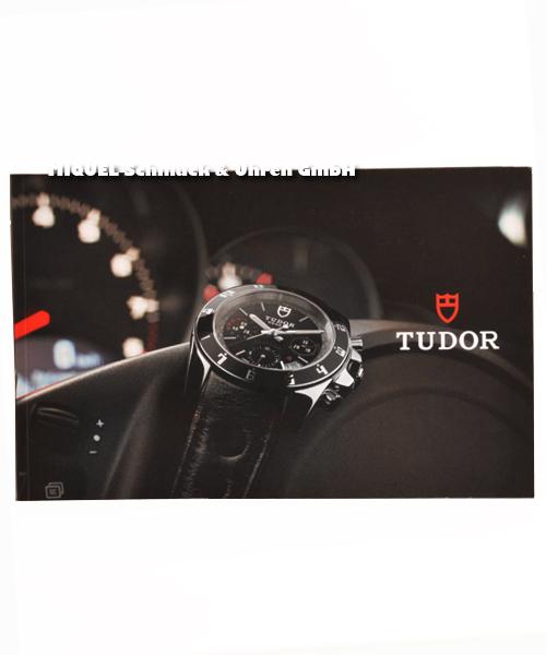 Tudor Booklet inkl. Preisliste Deutschland August 2010