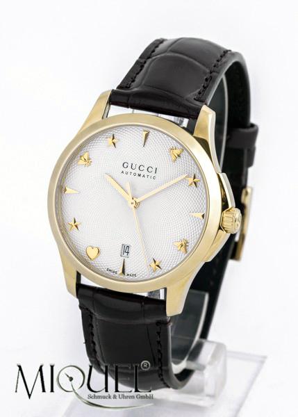Gucci G-Timeless Automatik - Achtung  35% gespart ! *