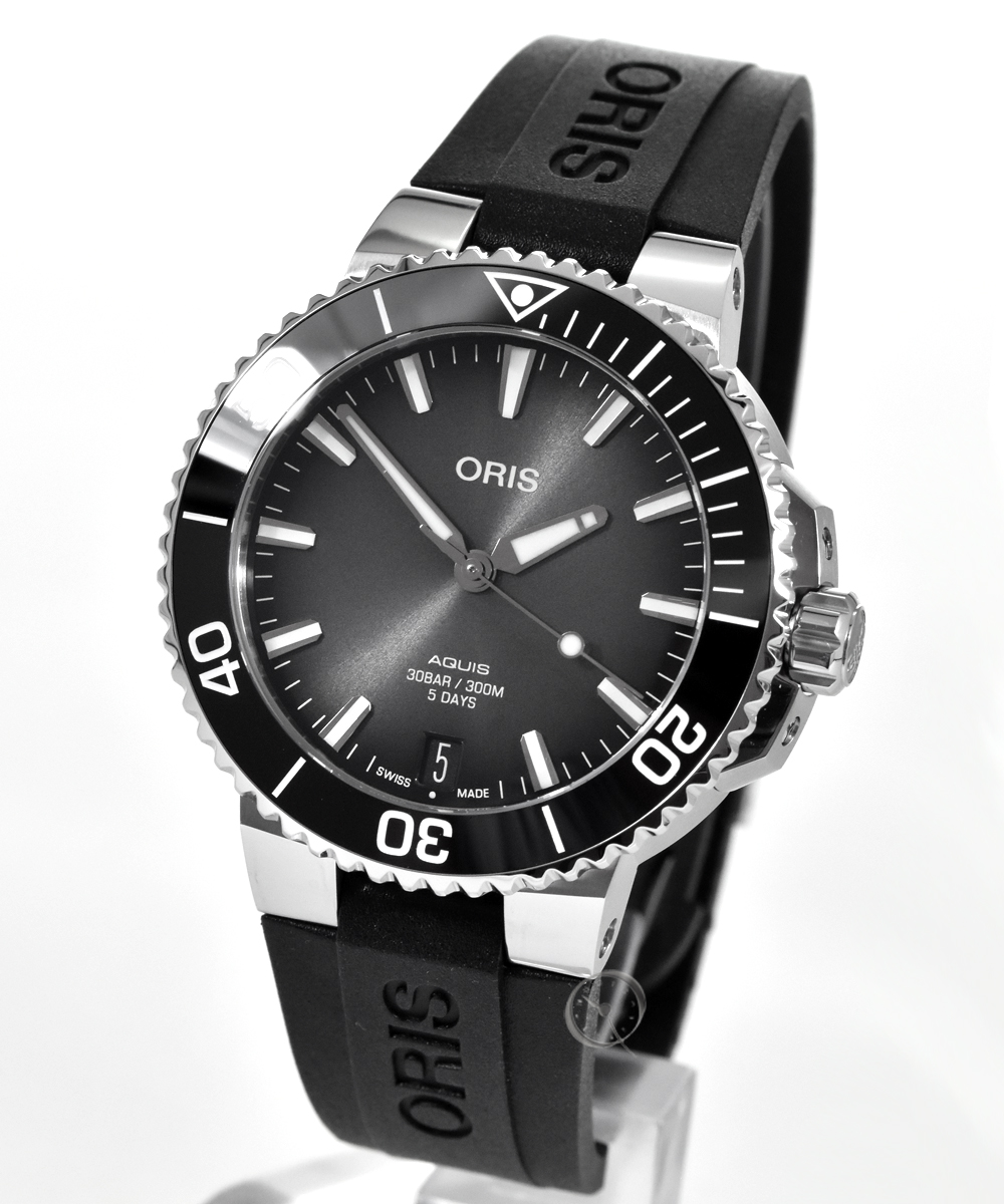 Oris Aquis 41,5mm Date Calibre 400 - 20,3% gespart!*